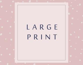 Custom Size, Large Print, Extra Large Wall Art, Fine Art Photography, 24x24, 20x30, 24x30, 24x36, 30x30, 30x40, 30x45, 40x60