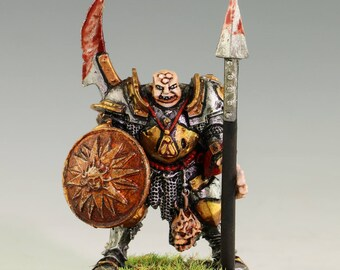 Warhammer Fantasy Champion of Nurgle by Games Workshop
