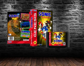 Sonic Megamix - Revisit Classic Sonic with a New Spin - GEN