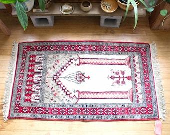 Pakistani Prayer rug