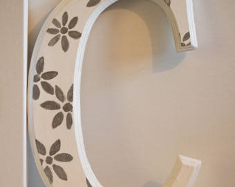 Hand Painted Letters