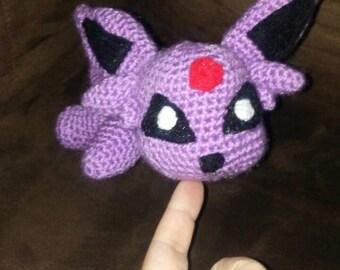 Crochet Pokemon Espeon
