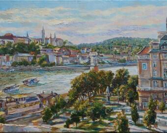 Bridges Of The Danube