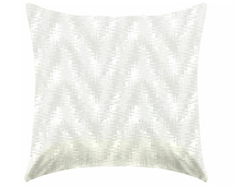 gray pillow - nursery pillow - gray and white pillow - pillow cover only - cushion cover -ZIPPER CLOSURE