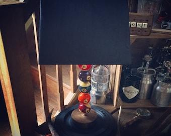 Pool Ball Lamp