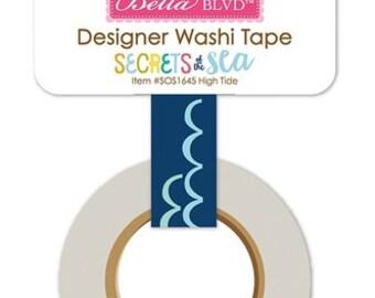 Secrets of the Sea Washi Tape -  Bella Blvd