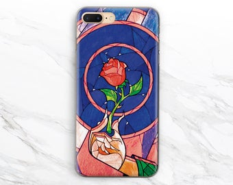 Beauty And The Beast iPhone 7 Plus Samsung S8 Plus iPhone 6S Case iPhone 7 Case Case iPhone 7 Disney Clear Galaxy S8 Galaxy Samsung S6 Case