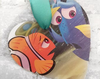 FINDING DORY PLAQUES