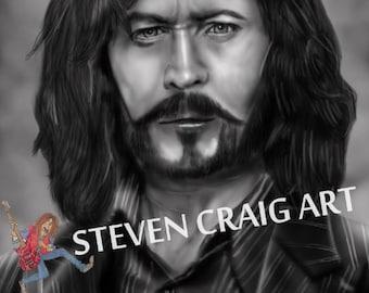 Sirius Black poster print