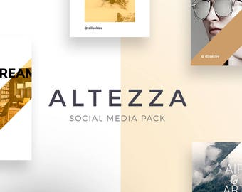 ALTEZZA Social Media Pack