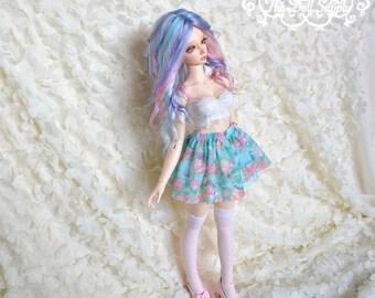 Water lilly Skirt in Feeple60/Unoa Zero/ Smart Doll size
