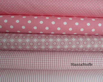 Fabric package pink article 198