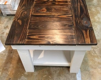 SALE!!!Farmhouse end table