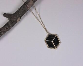 "Chain Hexagon ""Black"""