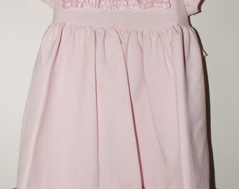 b.t. kids pink dress size 3