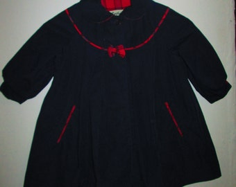 Rothschild girls coat size 3-4