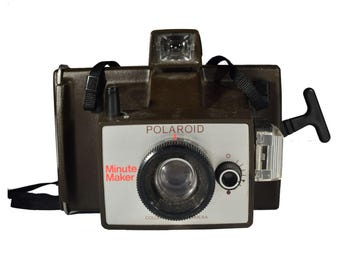 Polaroid Minute Maker Colorpack Land Camera