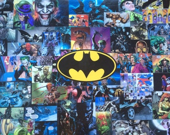 Batman, Custom Made, Comic Book, Coffee Table