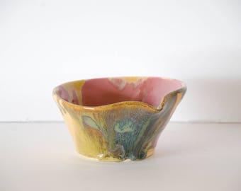 Ceramic Lipped Mixing Bowl