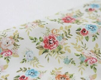 2 color. rose fabric. flower fabric. elegant fabric. shower curtain fabric. bedding fabric. living deco.