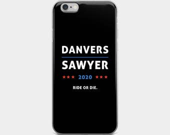 Sanvers iPhone Case | Danvers-Sawyer 2020 | 5/5s/SE | 6/6S Plus | 7/7 Plus