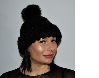 Toque for women