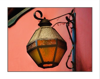 Old wall light