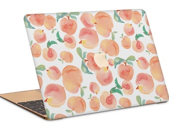 Peaches Macbook Case