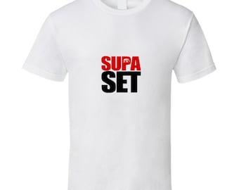 Supa Set Tshirt
