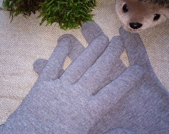 Gloves,women gloves ,upcycled clothing,   safety gloves,  best gardening gloves,  Ladies gardening gloves,  Gardening gloves for women,