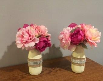 Beautiful Set of Decorative Flowers