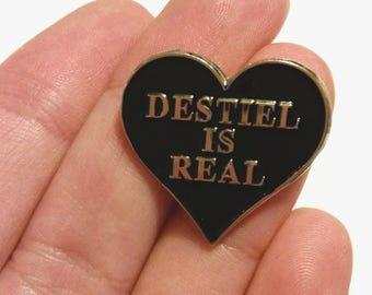 Destiel heart