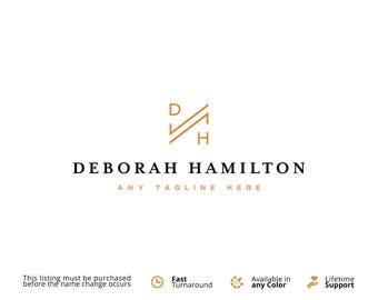 Premade Logo. Initials Logo. Photography Logo. Small Business Logo. Fashion Blog Logo. Creative Logo Design. Affordable Logo. Premade Logos.