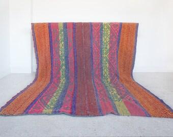 Handmade Peruvian Blanket