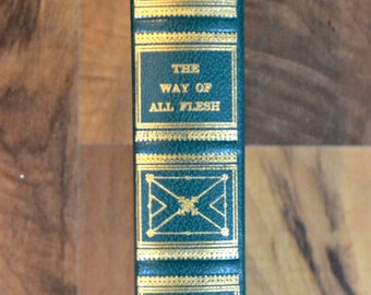 The Way Of All Flesh-By Samuel Butler-Book