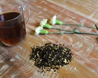 Organic Masala Chai Loose Black Tea