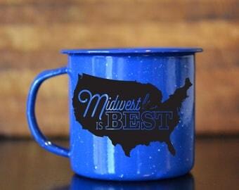 Midwest Camping Mug