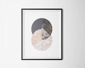 Printable Art, Wall Art Prints, Minimalist Art, Abstract Art, Modern Art, Wall Decor, Digital Download, Scandinavian Wall Art, Boho Wall Art