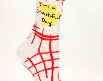 Beautiful Day Sock