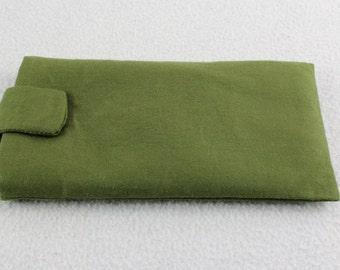 "Cellphone case ""Olive"""