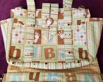 Baby Boy Diaper Bag