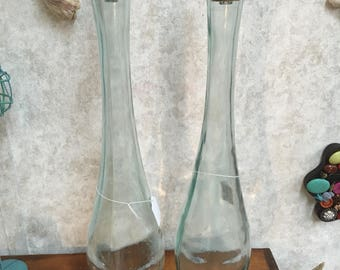 Pier one glass bottles