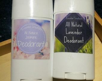 All Natural Deoderant