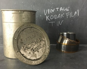 Vintage KODAK FIlm Cannister