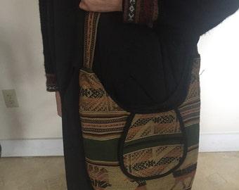 Unique Peruvian Shoulder Bag