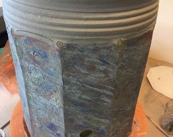 Handmade 2 Gallon Continous Brewing Kombucha Jar