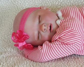 Reborn Baby Liam, Girl, 18in, Custom Order