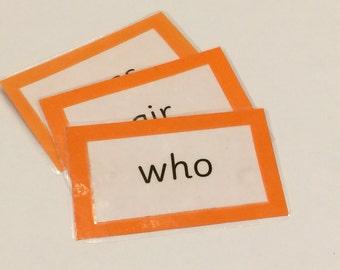 Puzzle Words - Set 1