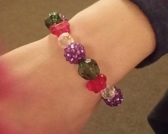 Butterfly Garden bracelet