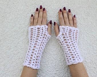 Wedding Gloves, Fingerless Gloves, Fingerless Mittens, Womens Fingerless Gloves, Knitted Mittens, Wedding Mittens, Crochet Mittens, Mittens